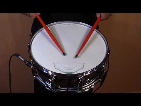 HybriHEAD and altZONE on Snare Drum