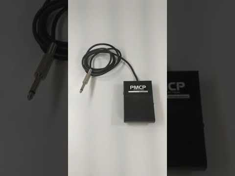PMCP Continuous Controller Pedal