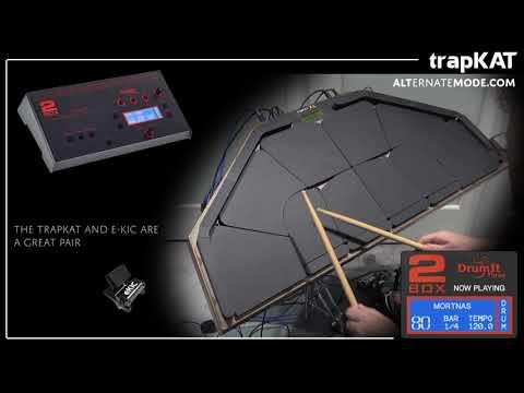 trapKAT / DrumIt 3 Test Drive!!