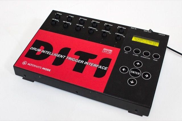 altmode interfaces triggers diti drum intelligent trigger interface alternate mode inc. Black Bedroom Furniture Sets. Home Design Ideas