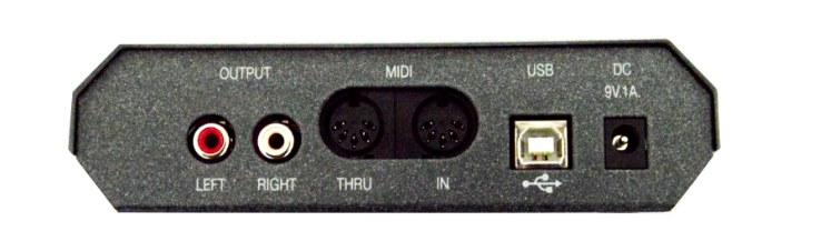 Ketron SD1000 MIDI Sound Module