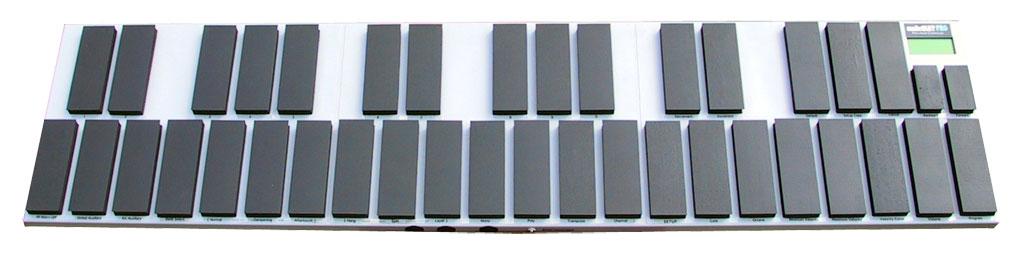 MalletKAT MIDI marimba, xylophone, bells, or vibraphone