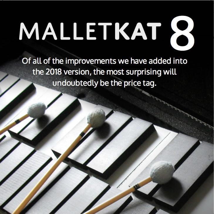 malletKAT 8