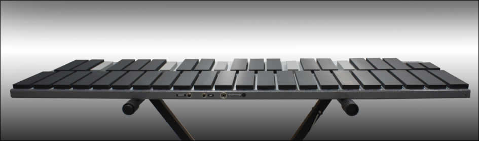 malletKAT Pro three octave MIDI mallet controller