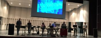 Crosstalk Electronic Percussion Ensemble - Alternate Mode Artist