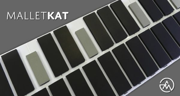 The new WHITE malletKAT
