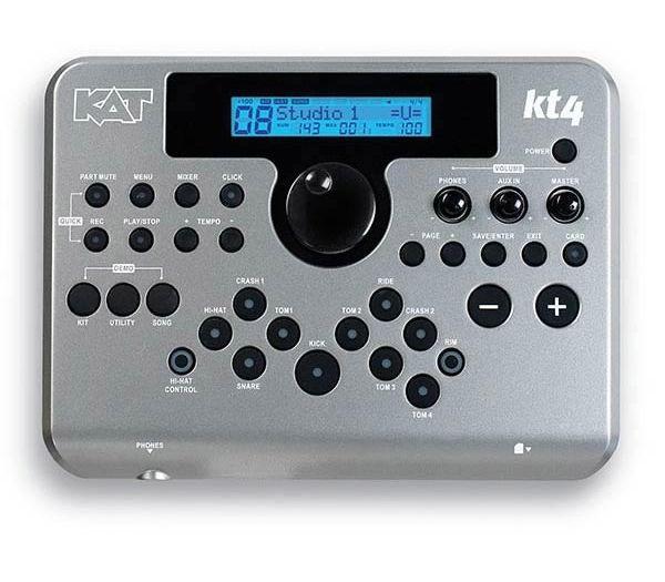 synths drum modules and amps drum modules kat kt4m digital drum sound trigger module. Black Bedroom Furniture Sets. Home Design Ideas